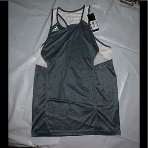 Adidas Women's Utility Singlet Exercise Tank Top